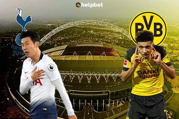 Tottenham Borussia Dortmund