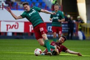 Lokomotiv Moscow vs FC Rubin Kazan