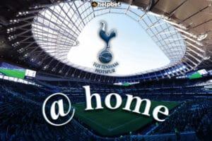 Tottenham Crystal Palace