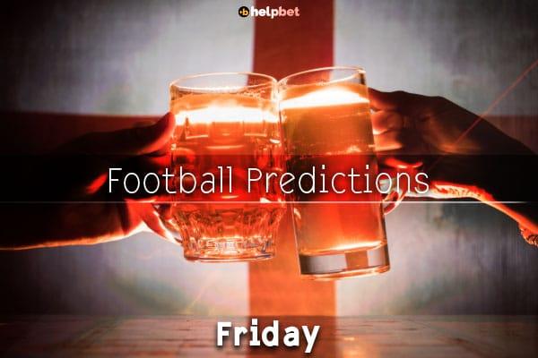 Friday football predictions