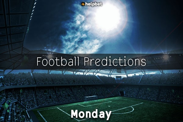 Monday football predictions | Best football betting tips for
