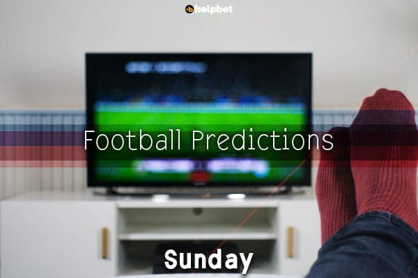 Sunday football predictions | Best football betting tips for Sunday