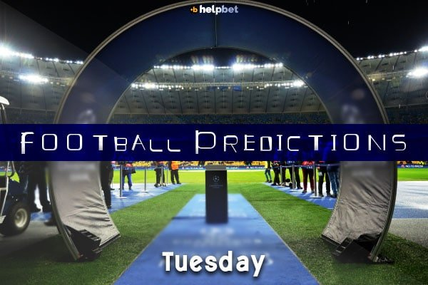 Tuesday football predictions